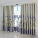 mini roller blinds with headrail for home