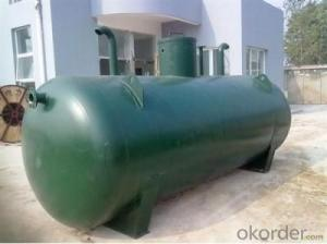 No toxic FRP tanks and vessels Machine made in China of latest styles with best quality