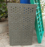 Ductile Iron Manhole Cover with Customized Sizes EN124