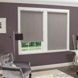 Zebra Roller Blinds with Motorized Blackout for Office and Home