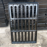 Casting Ductile Iron Manhole Cover  with Superior Quality in China