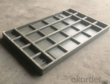 Iron Ductile Manhole Cover with OEM Service in China