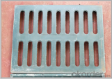 casting ductile iron manhole covers for mining and industry OEM Standard in China