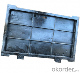OEM Service Ductile Iron Manhole Covers for Construction