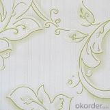 PVC Wallpaper Decorative Fashion Wallpaper