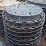 Concrete Iron Manhole Cover for Mining OEM Service