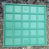 Cast OEM ductile iron manhole covers with high quality for industres and construction made in Hebei