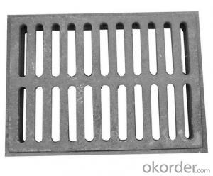 Dctile Iron Manhole Covers of Different Shapes for Mining and Construction