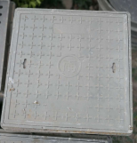 Cast ductile iron manhole cover hot sale with frames for industry in China