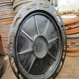 Ductile Iron Manhole Cover with Kinds of Designs and Colours