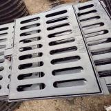 Ductile and Casting Iron Manhole Cover with ISO 9001