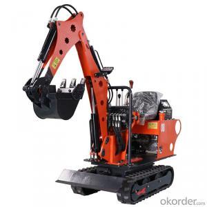 Mini amphibious excavator for sale with excavator seat