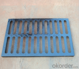 Casting ductile iron manhole cover for mining made in Hebei