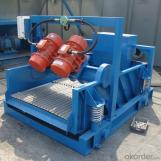 Easy maintenance slurry vibrating screen for sale