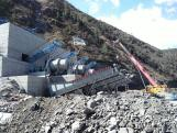Aggregate sand making production line for sale