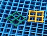 FRP pultruded grating anti-slippery and safety made in china of different styles