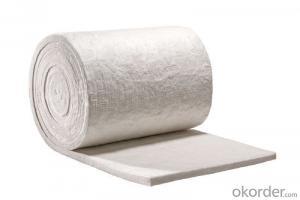 High temperature resistance ceramic fiber blanket