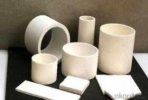 high temperature resistance ceramic fiber special shaped part