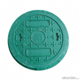 Ductile Iron Manhole Covers With EN124 Standard Made by Professional Manufacturers in Hebei