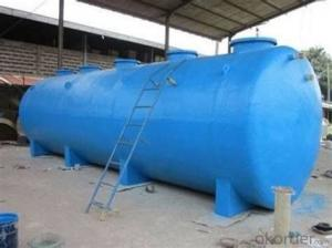 FRP fiberglass composite pipe filament winding machine with high quality