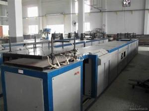 FRP?fiberglass container hydraulic pultrusion?machine made in China on hot sale
