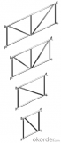 Aluminum Shoring System GASS for Building