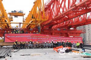 CNBM- Bridge Girder Launching Gantry Truss Girder for Bridge Construction hot sale