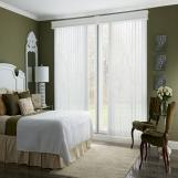 Fabric Heavy-duty Roller Vertical Shades Blinds