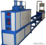 FRP Pultrusion Machine Fiberglass Pultrusion Machine made in China