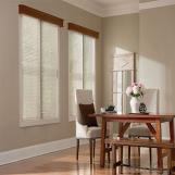 Zip Woven Vertical Roller Track Window Blinds