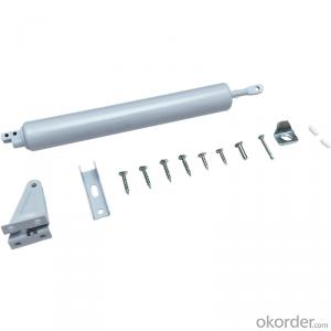 Grey Screen Storm Door Closer Air Pressure Door Closer