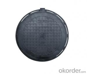 EN 214 ductile iron manhole covers of high quality in Hebei Province