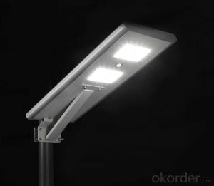 70w ip65 light solar street all in one led light