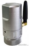 Bluetooth version of intelligent pump node