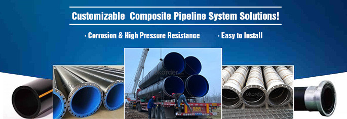 Steel Composite Pipes