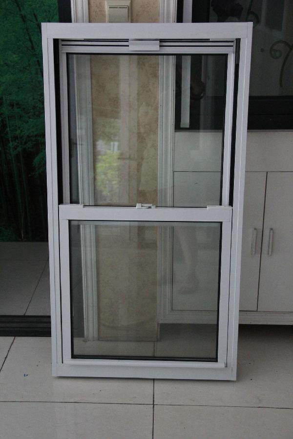 Buy Aluminum Alloy Themal Break Double Hung Window