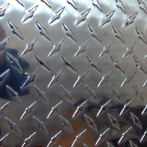 Coated Embossed Aluminum Alloy Sheet with High Quality