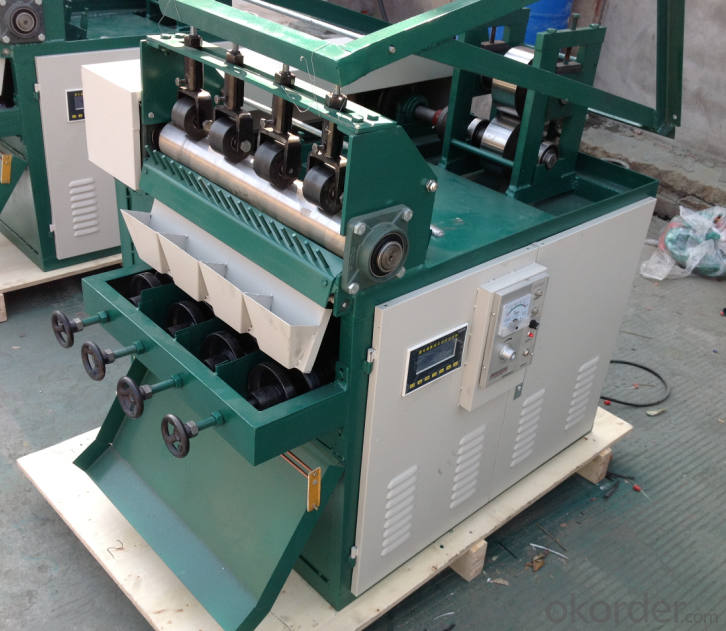 SS and Galvanized Cleaning Ball /Scourer Machine with CO CE