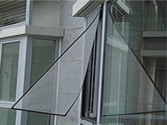 Magnetic Window Screen System