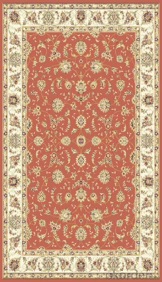 Machine Woven Wholesale PP/ Viscose Persian Rugs