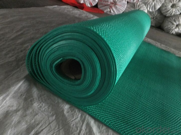 Outdoor PVC S & Z Ground Mat Factory Price Wholesale