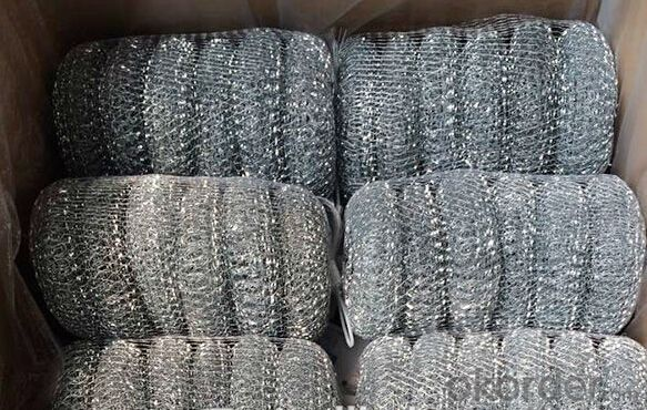 Stainless Steel 410 0.13mm 0.7mm for ss ,galvanized scourer