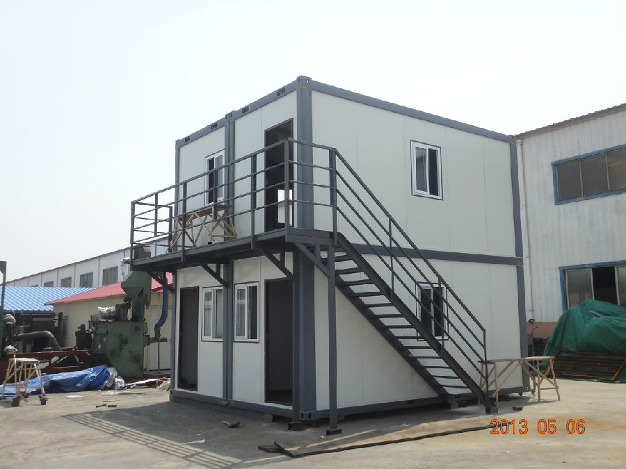 Combined Modular Container Houses For Dormitory And Appartment