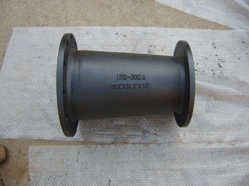 Ductile Iron Pipe Fittings K Type Made in China