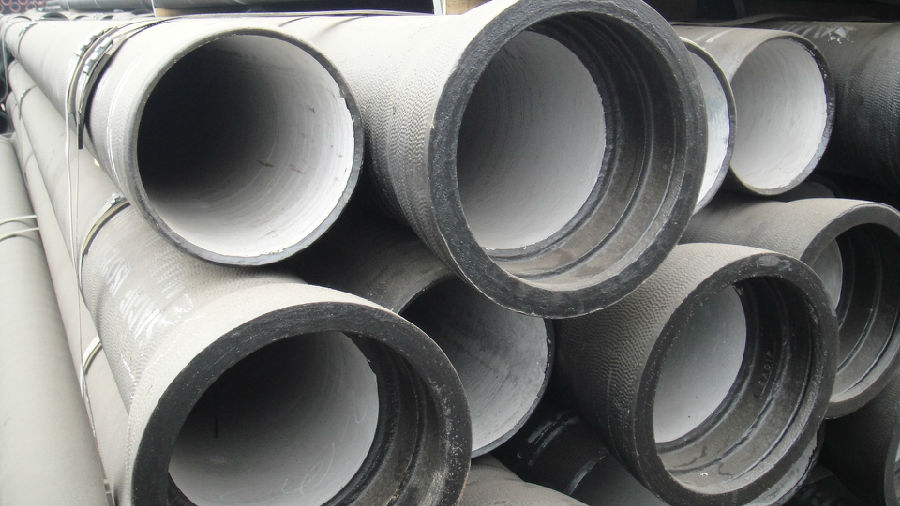 Ductile Iron Pipe For Water Project Made In China On Sale