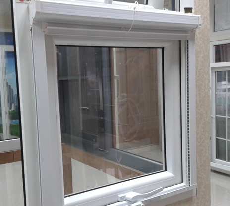 Pvc/Upvc Window and Door with Double or Triplex glass