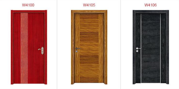 Buy Morden Soild Wooden Door Design For Hotel Village