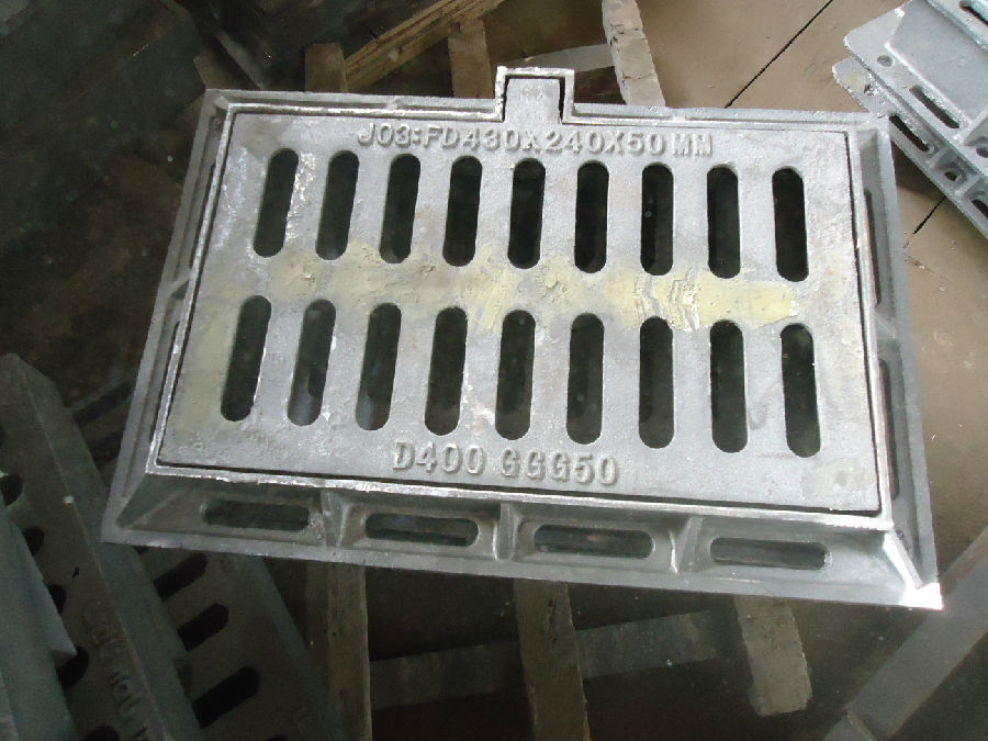 Ductile Iron Manhole Cover EN124 Good Quality Made In China
