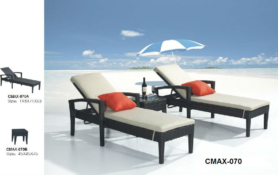 Garden Rattan for Outdoor Furniture CMAX-070