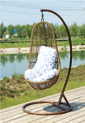Swing Chair Outdoor Hanging Patio Furniture CMAX-CX015